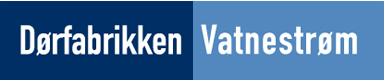 Vatnestrøm dørfabrikk dører logo
