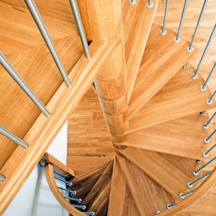 trapper rundt trapp