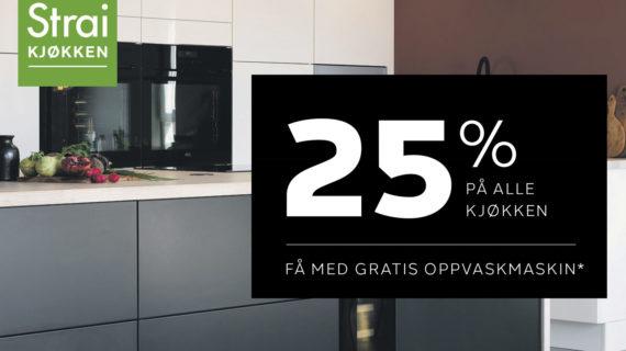 Topbilde - 25% på Sigdal kjøkken hos Gulli Trevare