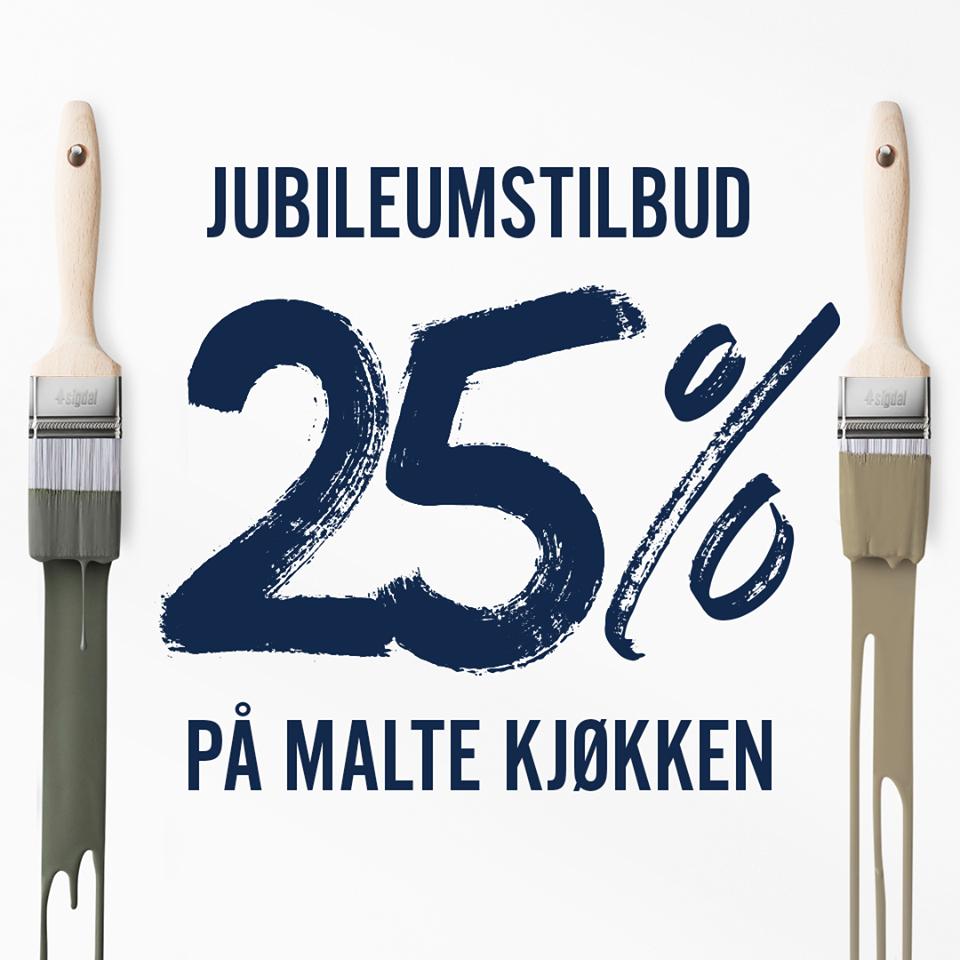 Sigdal jubileumskampanje